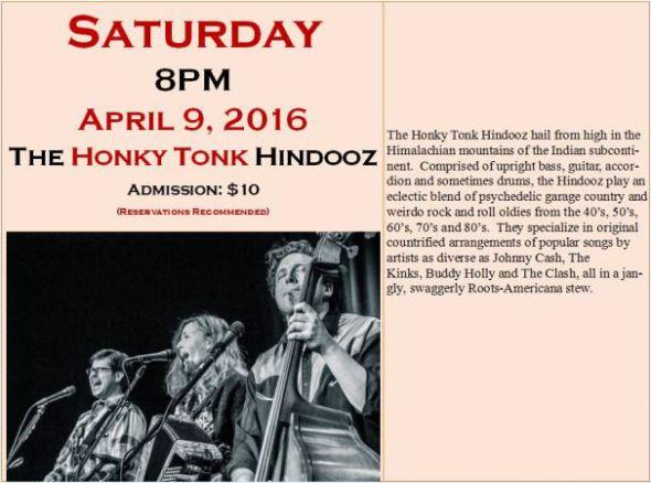 Honky-Tonk-Hindooz
